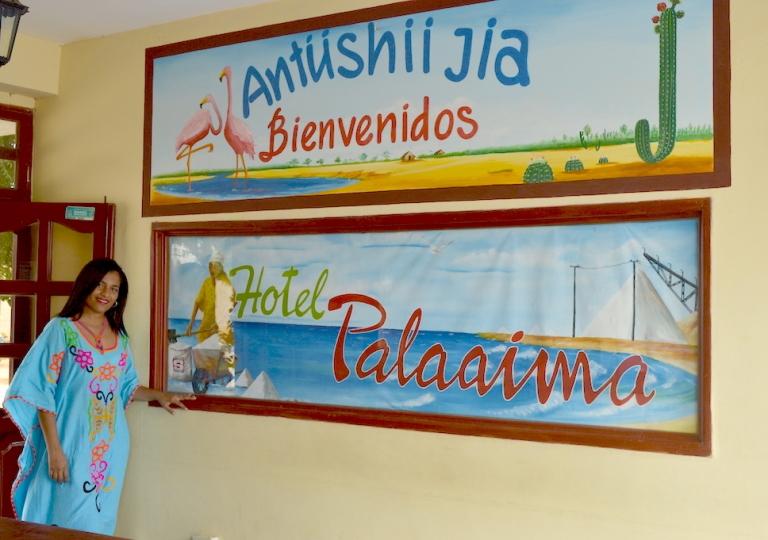 Habitaciones Hotel Palaaima